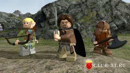 Чит коды к игре LEGO The Lord of the Rings