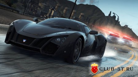 Трейнер к игре Need for Speed: Most Wanted 2012