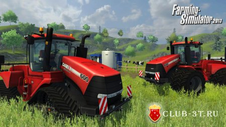 ��� ���� � ���� Farming Simulator 2013