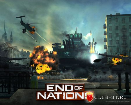 ������� � ���� End of Nations