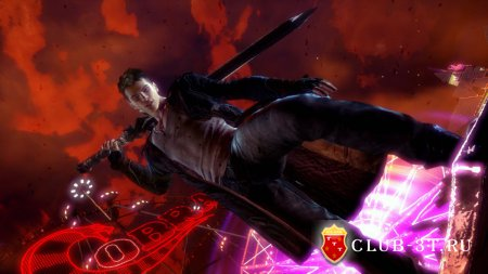 ������� � ���� DmC: Devil May Cry