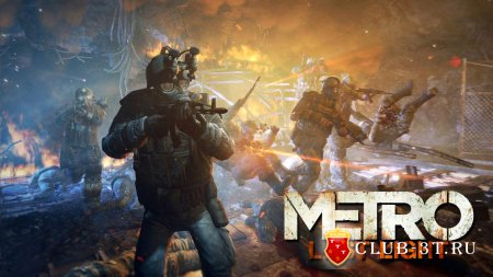 Metro Last Light ( Метро 2033 Луч надежды ) Trainer version 1.0 + 10