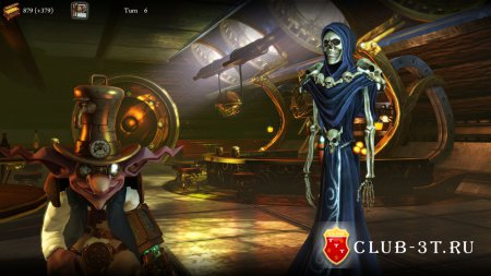 скриншот игры Divinity Dragon Commander