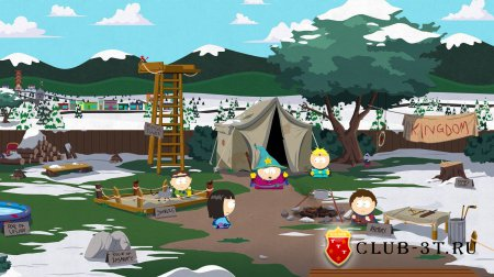 скриншот игры South Park The Stick of Truth