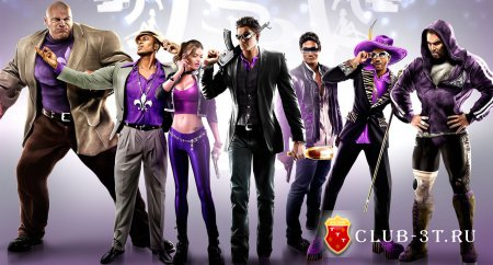 Трейнер к игре Saints Row The Third  Complete Edition