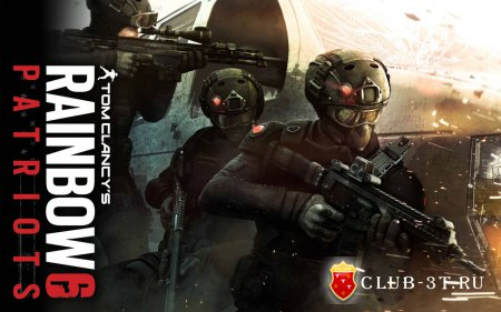 Обзор игры Tom Clancy's Rainbow 6 Patriots