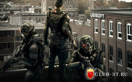 скриншот игры Tom Clancy's Rainbow 6 Patriots