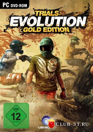 Trials Evolution Gold Edition Трейнер version 1.01 + 4