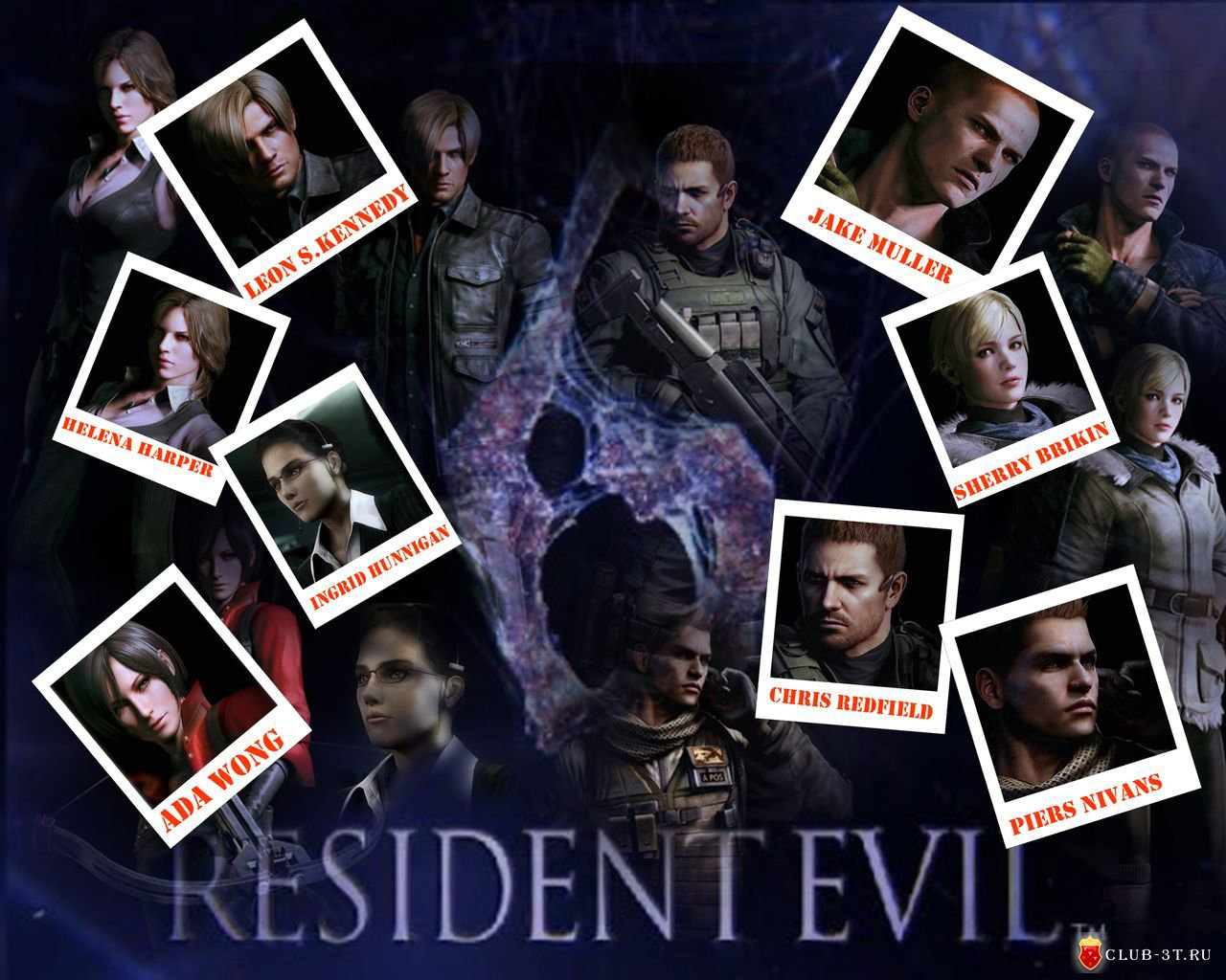 Скачать Resident Evil 6 От Механиков Через Торрент