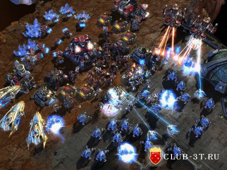 StarCraft 2 Wings of Liberty Трейнер version 2.0.6.25180 + 19 fix