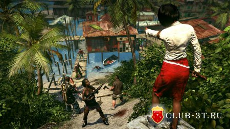Dead Island Riptide Trainer version 1.4.0 Update 1 + 14