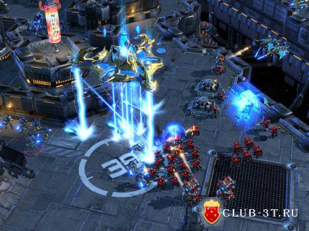 StarCraft 2 Wings of Liberty Trainer version 2.0.8.25604 + 19
