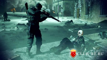 Sniper Elite Nazi Zombie Army Trainer version 1.05 + 5