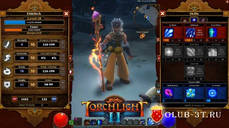 Torchlight 2 Trainer version 1.0-1.25.x.2 + 22