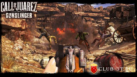 Call of Juarez Gunslinger Трейнер version 1.01 + 12