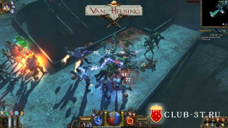 The Incredible Adventures of Van Helsing Трейнер version 1.0.06 + 26