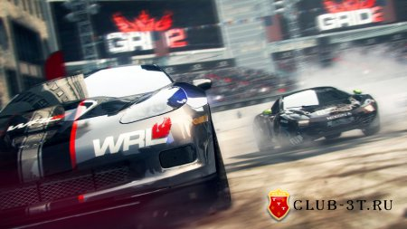 GRID 2 Trainer version 1.0 + 4