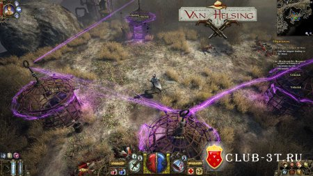 The Incredible Adventures of Van Helsing Trainer version 1.1.00B + 26