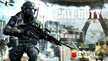 Call of Duty Black Ops 2 Трейнер version 1.3 + 12