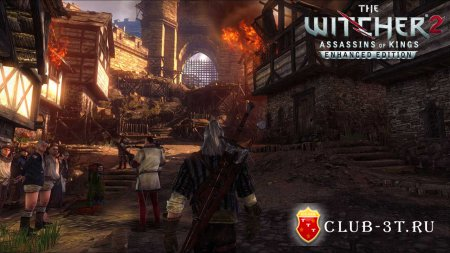 The Witcher 2 Assassins of Kings Enhanced Edition Trainer version steam 16.06.2013 + 4