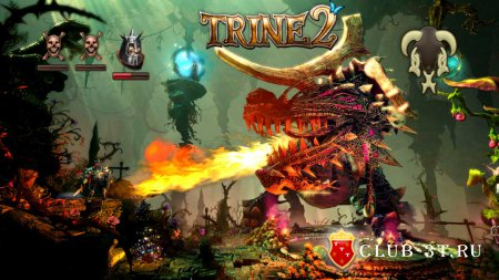 Trine 2 Trainer version 2.0 + 3