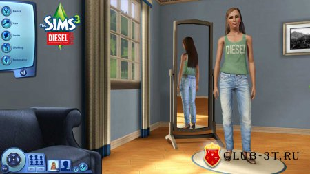 The Sims 3 Diesel Stuff Трейнер version 1.55.4 + 4