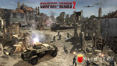 Company of Heroes 2 Trainer version 3.0.0.9704 + 16