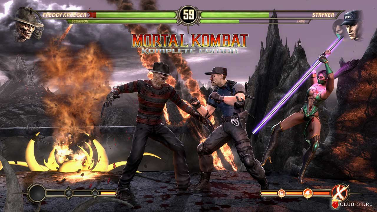 Mortal kombat komplete edition nude milee sex video