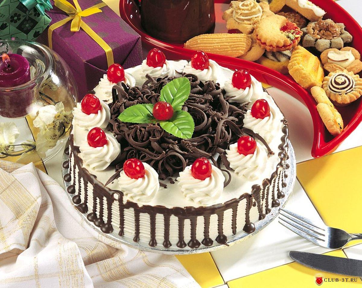 Разные торты итак какими бывают торты