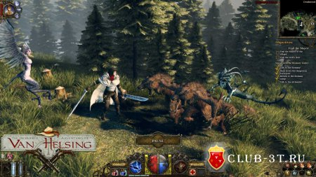 The Incredible Adventures of Van Helsing Трейнер version 1.1.0.9 (64Bit) + 14