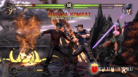 Mortal Kombat Komplete Edition Trainer version 1.0 fixed + 13
