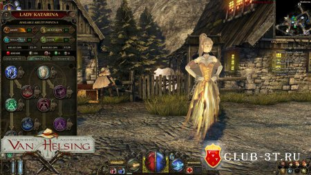 Чит коды к игре The Incredible Adventures of Van Helsing