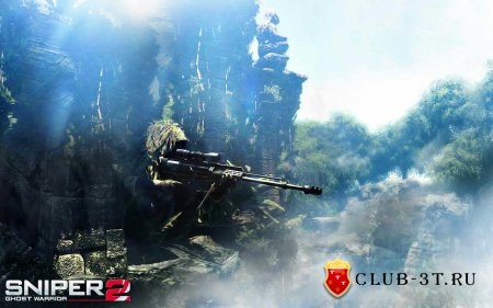 Sniper Ghost Warrior 2 Trainer version 1.08 + 6
