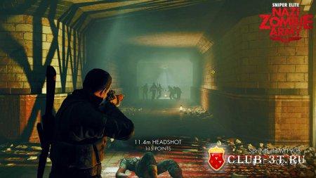 sniper elite zombie 1 трейнер