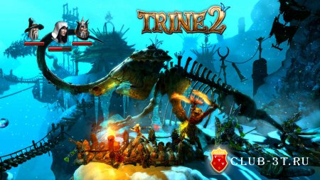 Trine 2 Trainer version 2.0 + 2