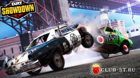 DiRT Showdown Трейнер version 1.2.0 + 5