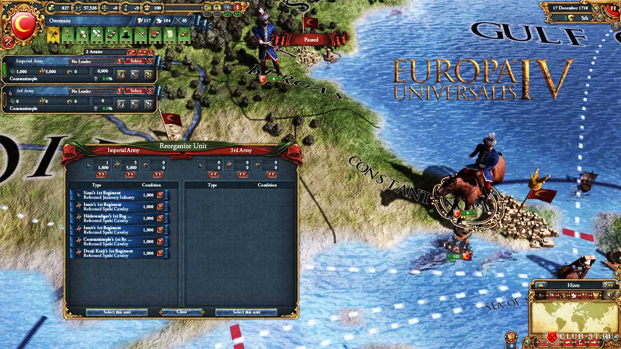 Screens Zimmer 1 angezeig: europa universalis 4 trainer