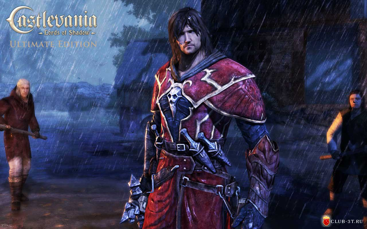 Castlevania lords of shadow 2 cover ps3