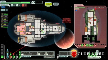 FTL Faster Than Light Trainer version 1.03.3 + 5