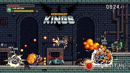 Mercenary Kings Трейнер version 1.1.0.6510 + 6