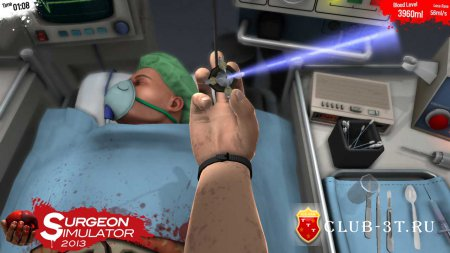 Surgeon Simulator 2013 Трейнер version 1.0 + 3