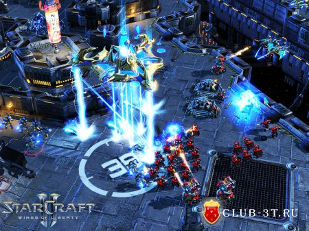 StarCraft 2 Wings of Liberty Trainer version 2.0.10.26585 + 19