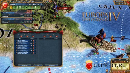 Europa Universalis 4 Trainer version 1.1.1 + 6