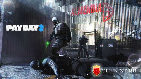 PayDay 2 ������� version 1.03+ 17