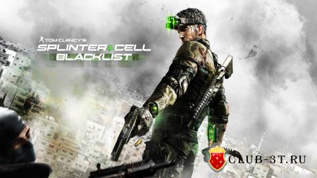 Tom Clancy's Splinter Cell Blacklist Трейнер version 1.01 + 3