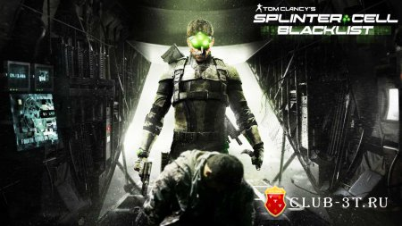 Tom Clancy's Splinter Cell Blacklist Trainer version 1.01 + 5