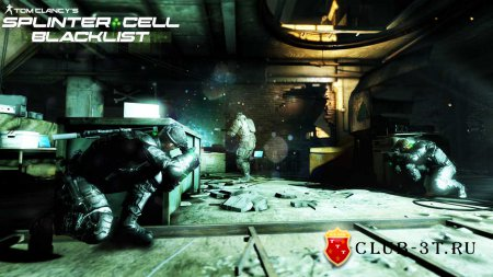 Tom Clancy's Splinter Cell Blacklist Трейнер version 1.01 + 4