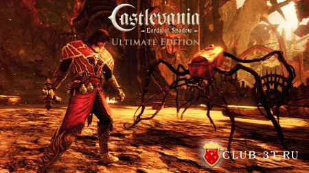 Castlevania Lords of Shadow Ultimate Edition Трейнер version 1.0 + 3