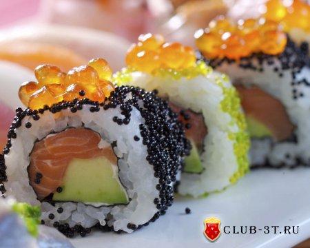 Готовим суши сами