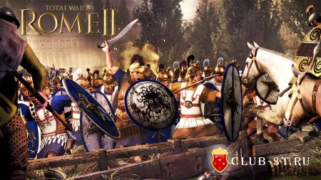 Total War Rome 2 Трейнер all version + 4